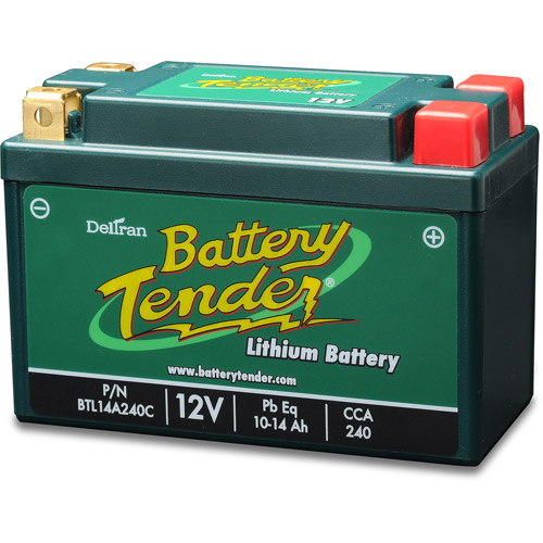 Deltran Battery Tender 10-14A Lithium Battery