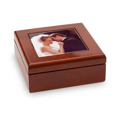 Keepsake Jewelry Photo Box