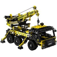 Meccano-Erector Crane Truck Play Set