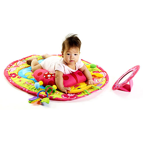 how to help with tummy time