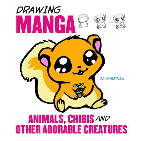 Drawing Manga Animals, Chibis, and Other Adorable Creatures](Halloween Chibi Drawings)