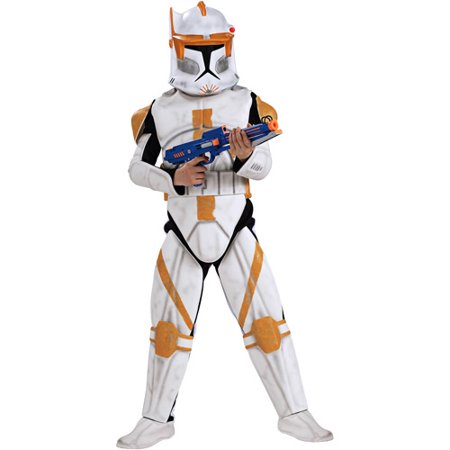Cody Clone Trooper Deluxe Child Halloween Costume