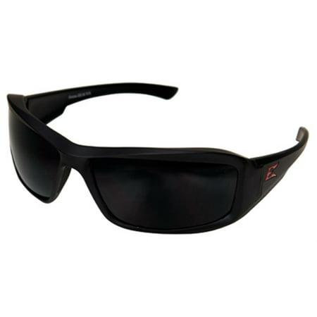 Edge Eyewear Brazeau Matte Polarized Smoke Lens TXB236