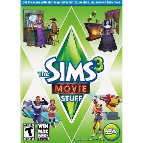 Sims 3 Movie Stuff Pack (PC)