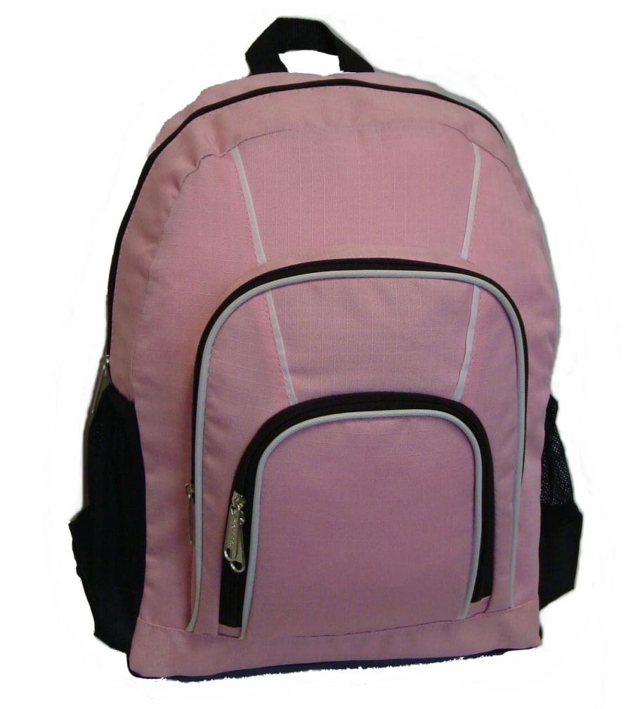 Case Lot 30Pc Kids Backpack Elementary School Student Bookbag Children Daypack, Black