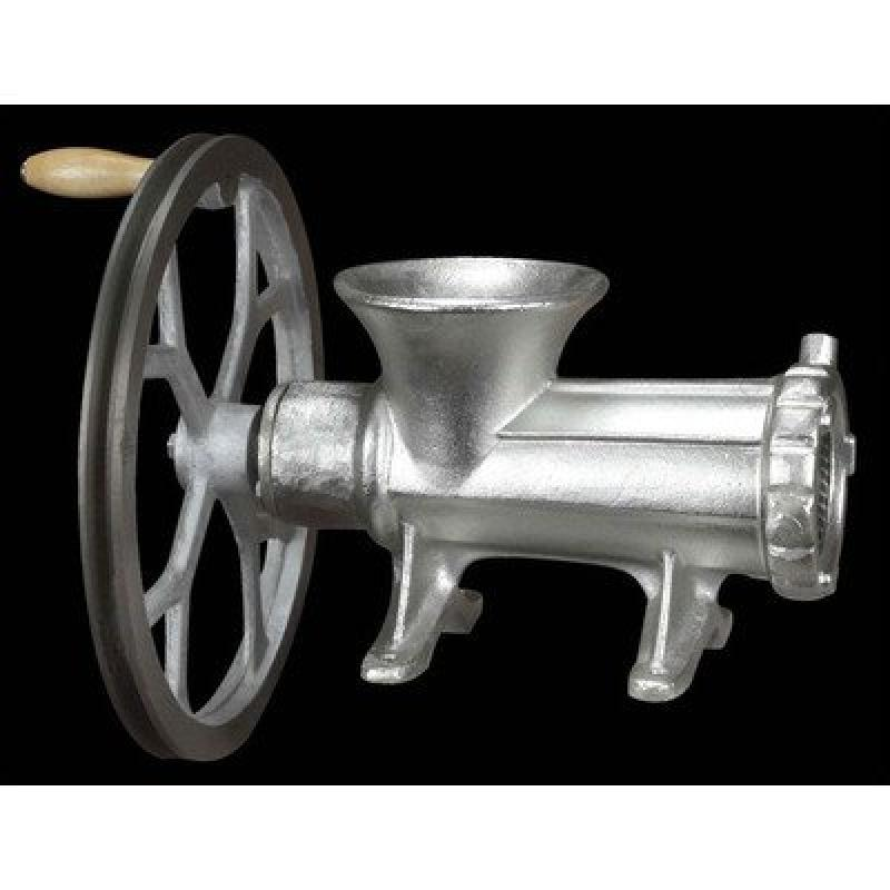 Universal Housewares Universal Housewares Cast Iron Meat Chopper with Pulley