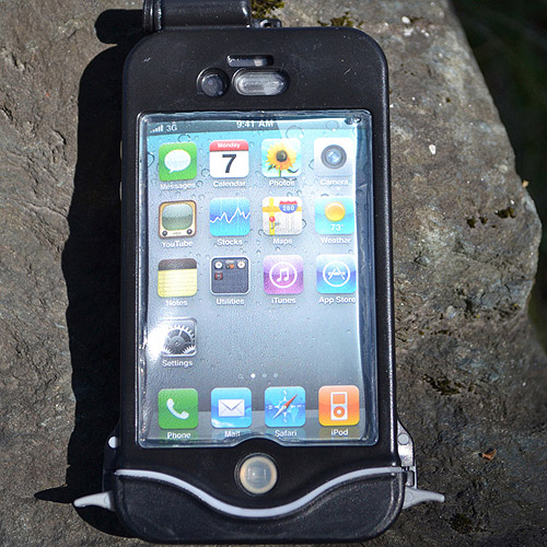 driSuit iPhone 4/4S Waterproof Case