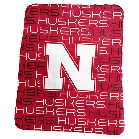 Nebraska Cornhuskers Classic Fleece