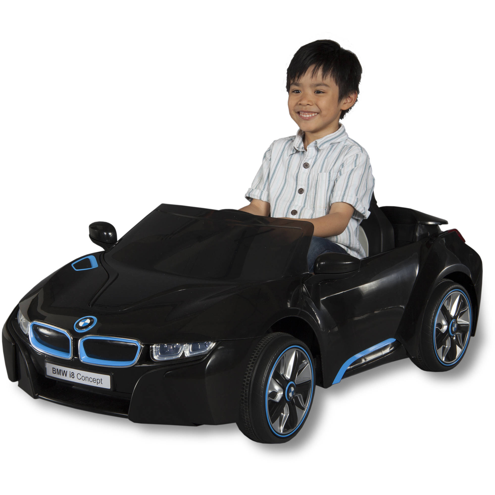 BMW 6V I8 Concept Car Battery-Powered Ride-On by Dynacraft BSC