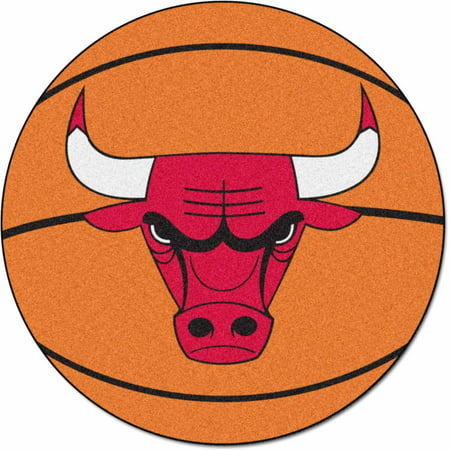 NBA Chicago Bulls Basketball Mat