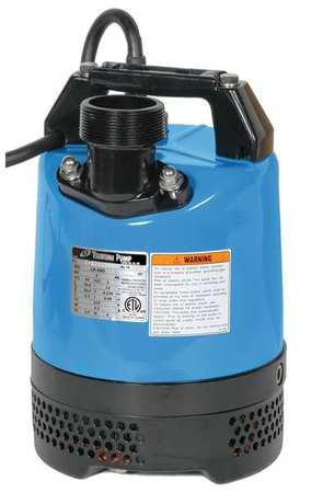 Submersible Dewatering Pump,2 3 HP,110V Tsurumi LB-480 by Tsurumi