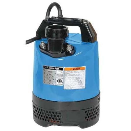 Tsurumi Lb 480 Submersible Dewatering Pump 2 3 Hp 110V
