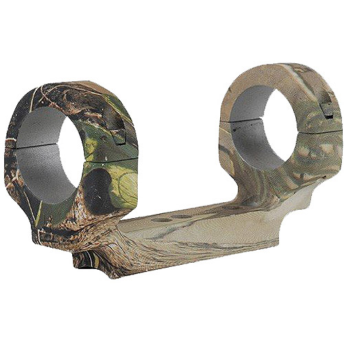 DNZ 10004C Scope Mount for Thompson Center Encore/Omega High, Realtree All Purpose Green