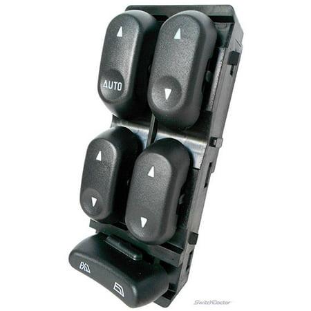 Ford Taurus Master Power Window Switch 2000-2007