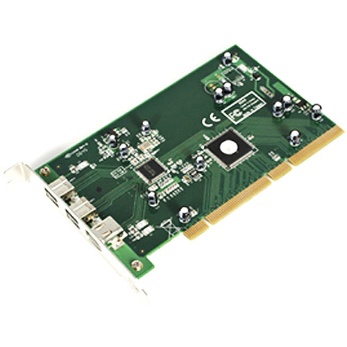 StarTech.com PCI1394B_3 3 Port PCI 1394b FireWire Adapter Card