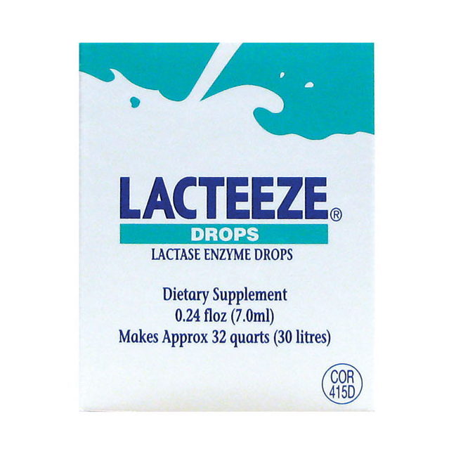 Gelda Scientific Lacteeze Drops 7 ml Liquid