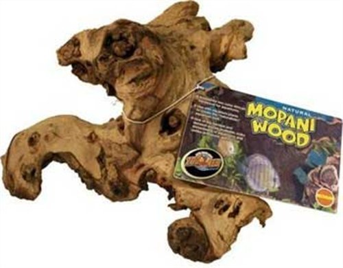 Laboratories AZMMAJ Mopani Wood Jumbo, 20 to 24-Inch, Mopani Wood. Miscellaneous Aquarium, by Zoo Med by