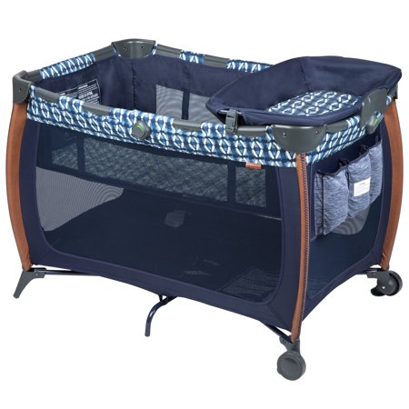 Monbebe Flex Portable Playard, Boho