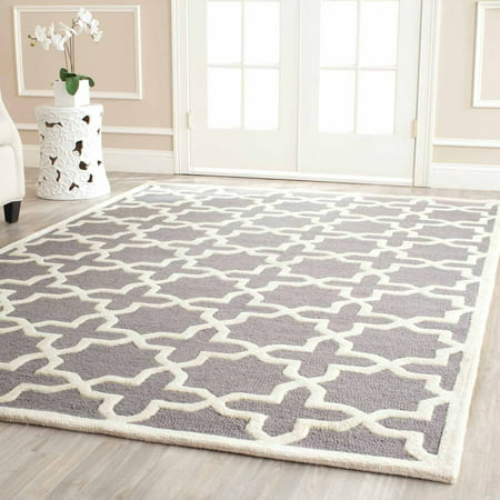square home product rug evoke safavieh distressed garden ivory oriental vintage navy