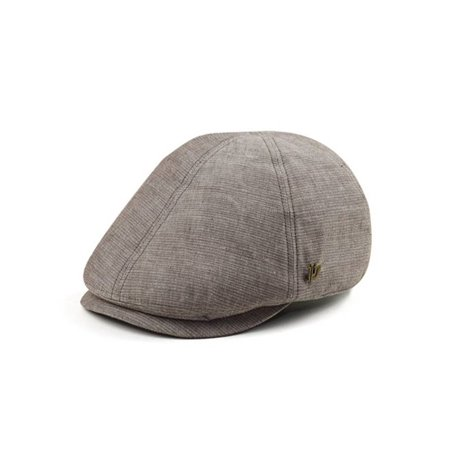 48eb2d7c GRIFFIN INFINITY SELECITONS LINEN IVY CAP, Black Medium/Large - image 1 of  1 ...