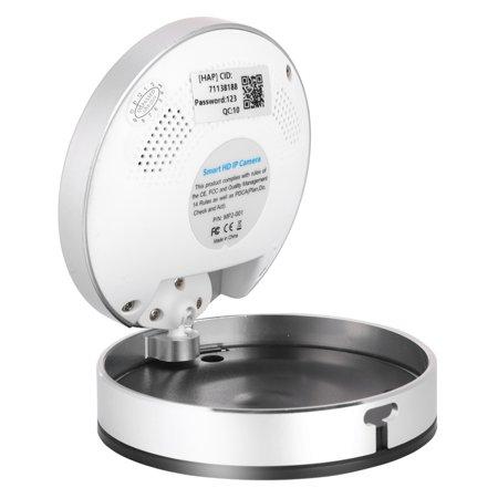 Herwey 1080P Smart WiFi Camera Network Surveillance Cube Camera Security Monitor, 1080P Cube Camera, Surveillance Cube Camera - image 4 of 8