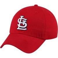 16a630f0b6e Product Image St. Louis Cardinals Fan Favorite Primary Logo Clean Up  Adjustable Hat - Red - OSFA