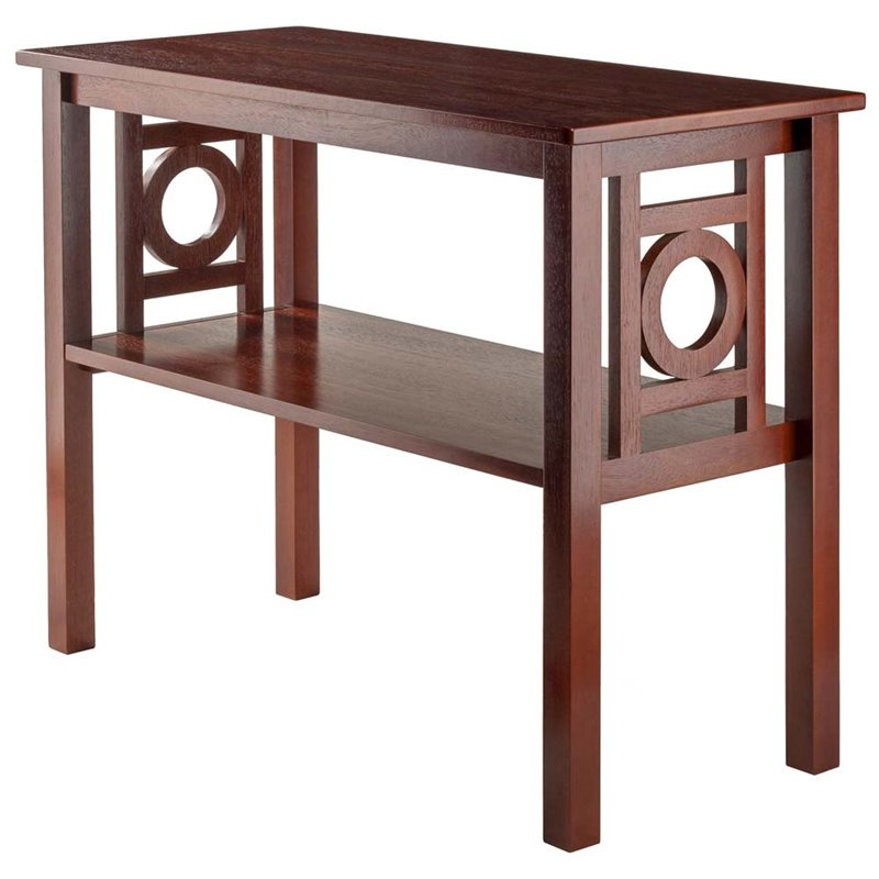 Winsome Trading Ollie Console Table