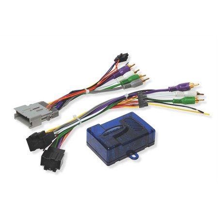 Scosche 2004 And 2012 Gm 11 Bit 24 Pin And 14 16 Pin Lan Stereo
