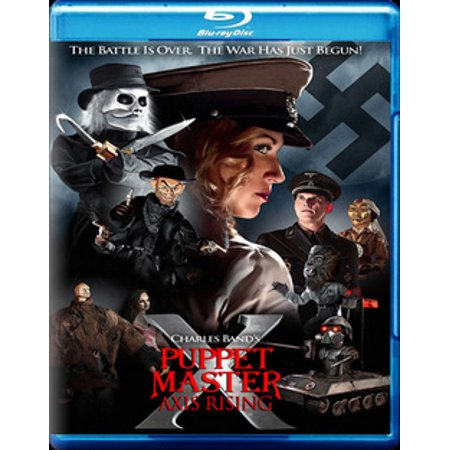 Puppet Master X: Axis Rising (Blu-ray)](Puppet Master Blade)