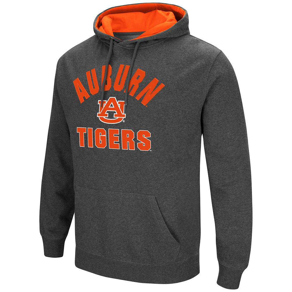Mens NCAA Auburn Tigers Pull-over Hoodie by Colosseum
