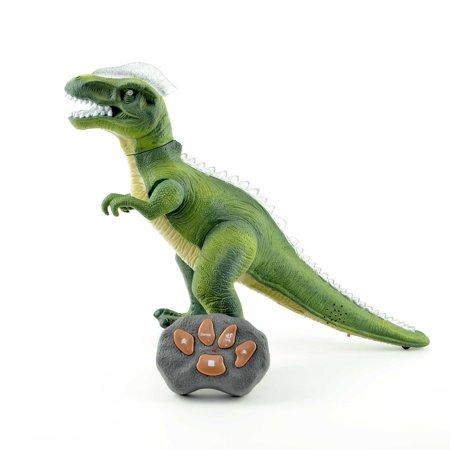 T Rex Christmas.Dinosaur Rc Remote Control Toys Light Up Green Tyrannosaurus Rex Christmas Birthday Gifts