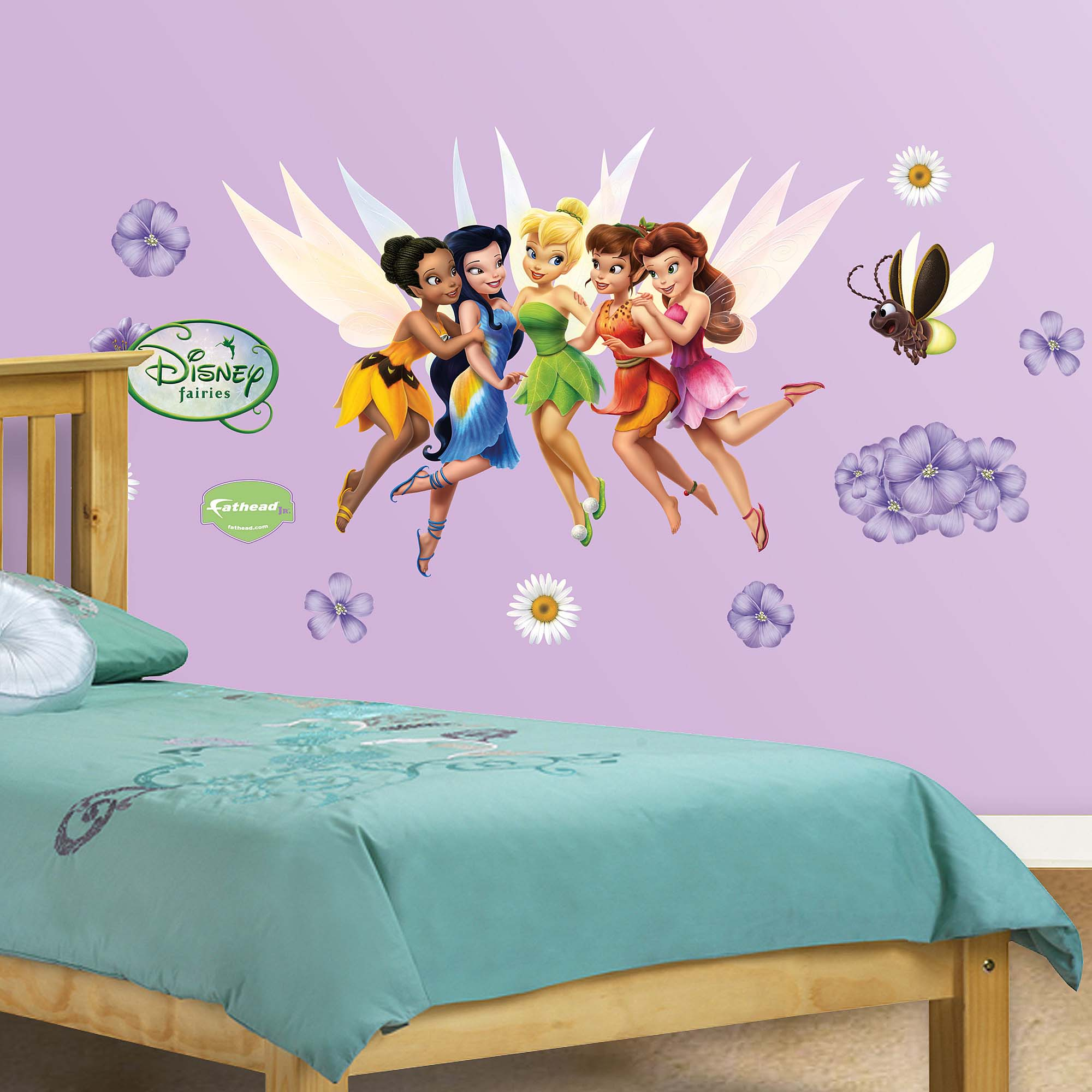 Fathead Junior Disney Fairies