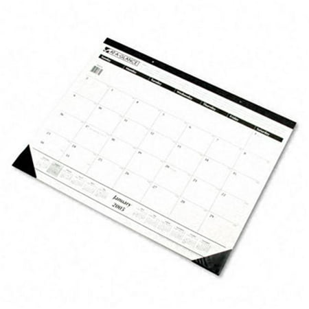 At-A-Glance SK3000 One-Color Monthly Desk Pad/Wall