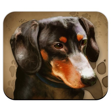 Dachshund for Dog Lovers Only Mouse Pad by DGS Originals