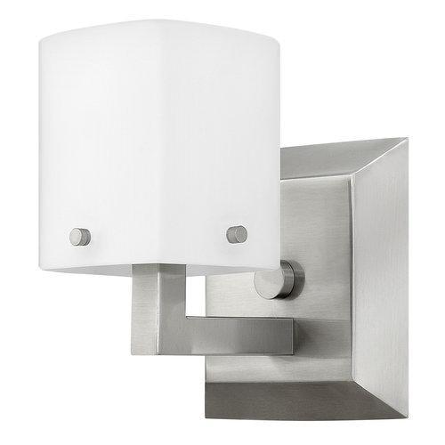 Hinkley Lighting  5220  Bathroom Fixtures  Element  Indoor Lighting  Bathroom Sconce  ;Brushed Nickel