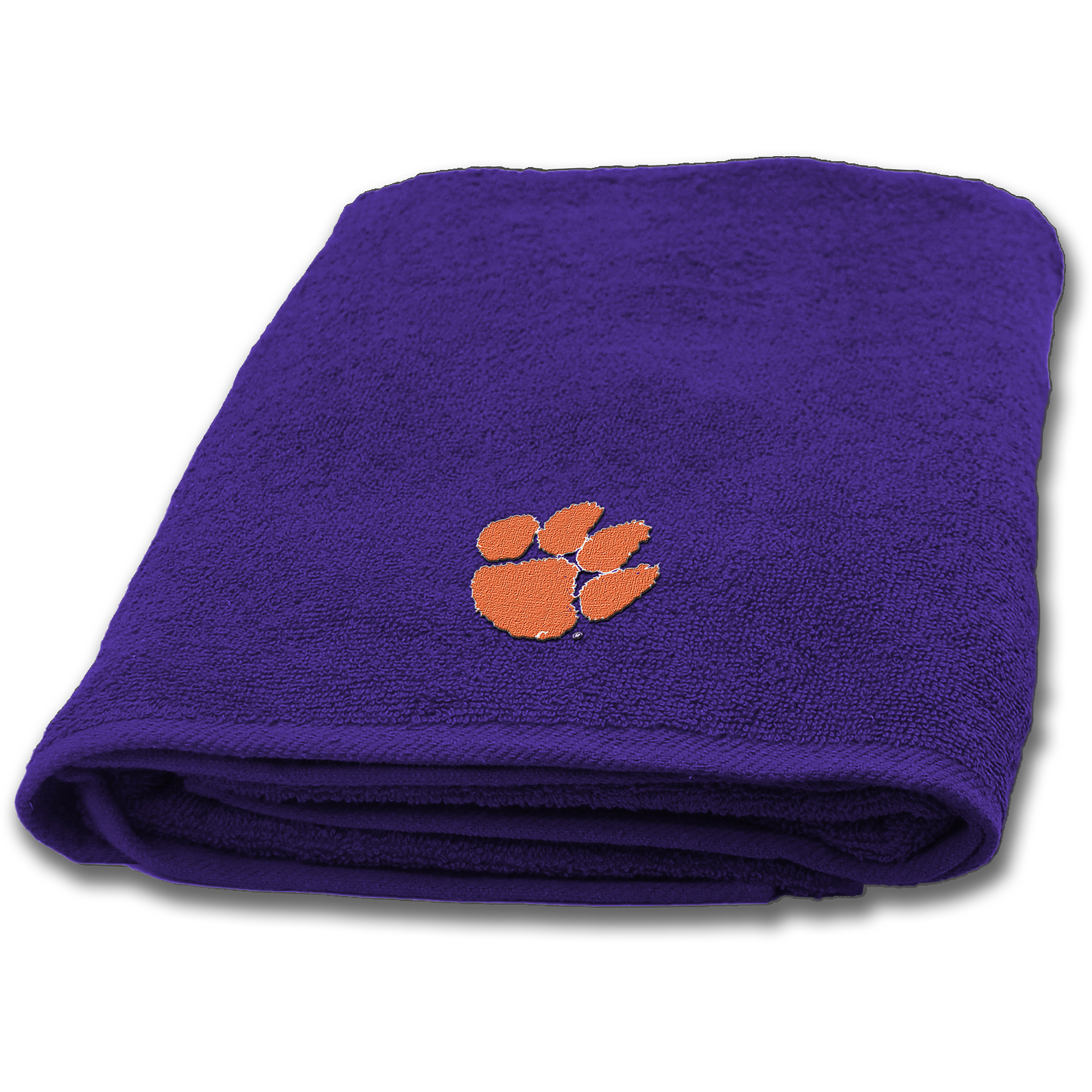 NCAA Clemson University Decorative Bath Collection Bath Towel
