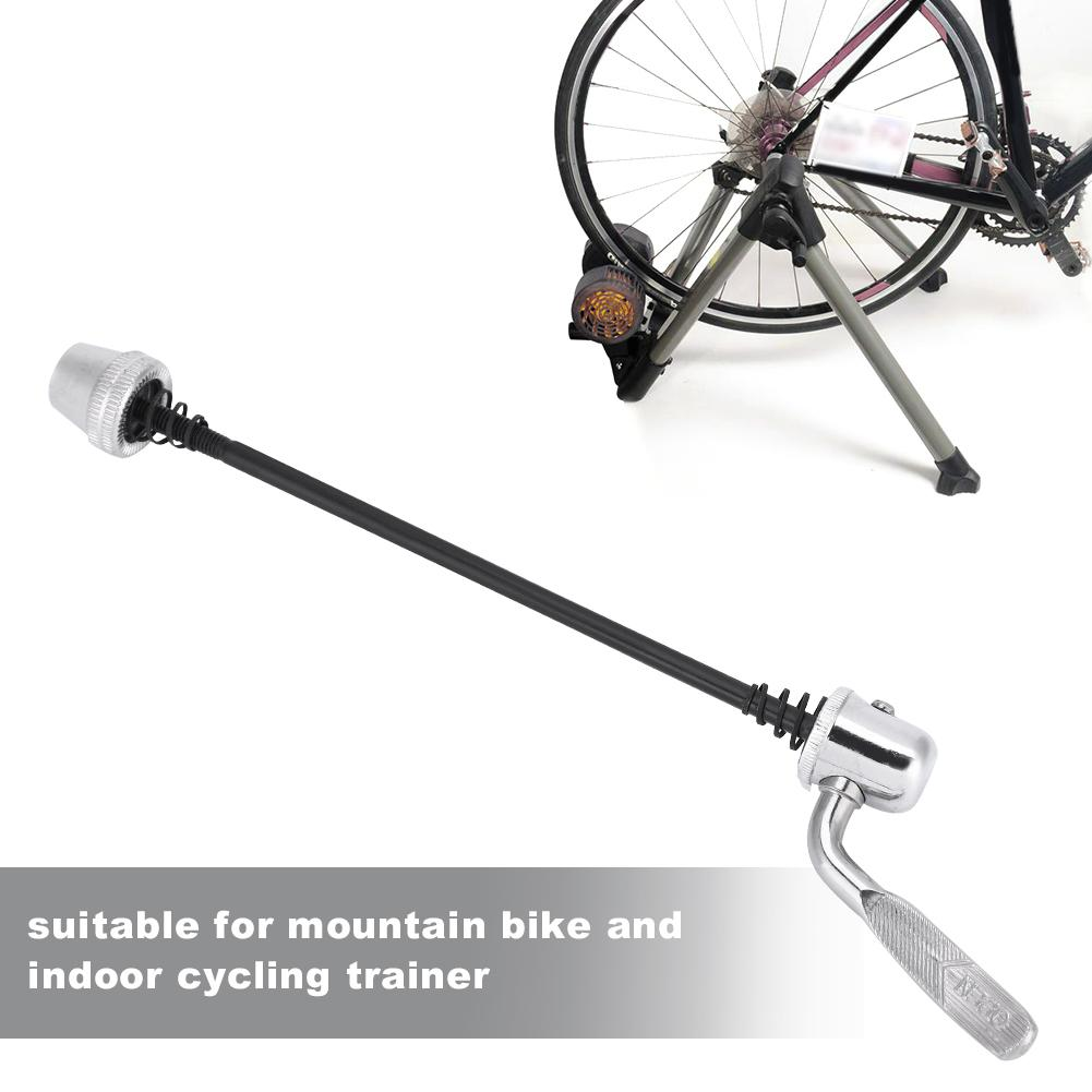 Steel Lightweight Quick Release Skewer for Mountain Bike /& Indoor Cycling Trainer 143 Bike Skewer Nice Replacement for Cycling Lovers