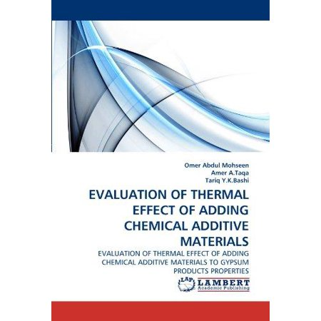 Thermo Effect - Evaluation of Thermal Effect of Adding Chemical Additive Materials
