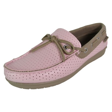 2723a5eefe7320 Crocs Womens Wrap ColorLite Perforated Loafer Shoe - Walmart.com