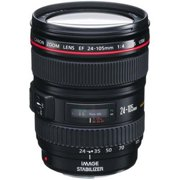 Canon Ef 24-105mm F/4l Is Usm Zoom Lens - F/4 (0344b002)