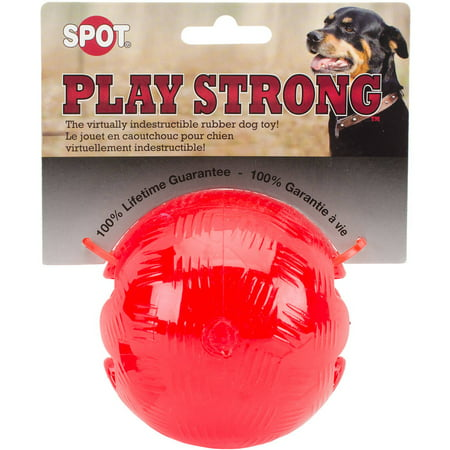 Ethical products spot play strong rubber ball 3.75