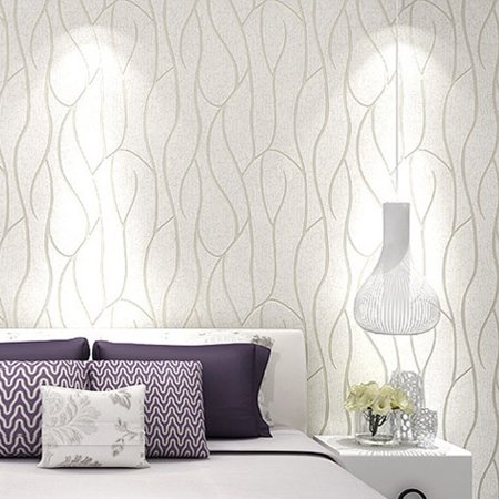 Mrosaa Vinyl 3D WallPaper Wall Stickers Mural Self Adhesive Wall Paper Art Decor (Vinyl Wallpaper Adhesive)