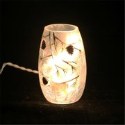 DecorFreak Medium Size Glass Jar - With Deer