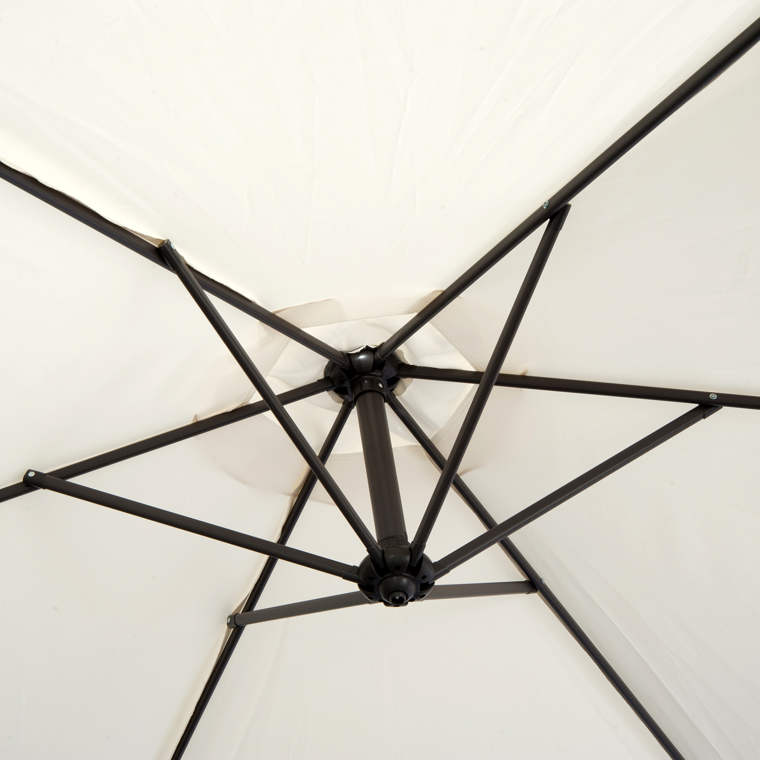 umbrella nz auckland gazebos outdoor patio pop up grey cantilever cropped umbrellas wall charcoal mounted acf