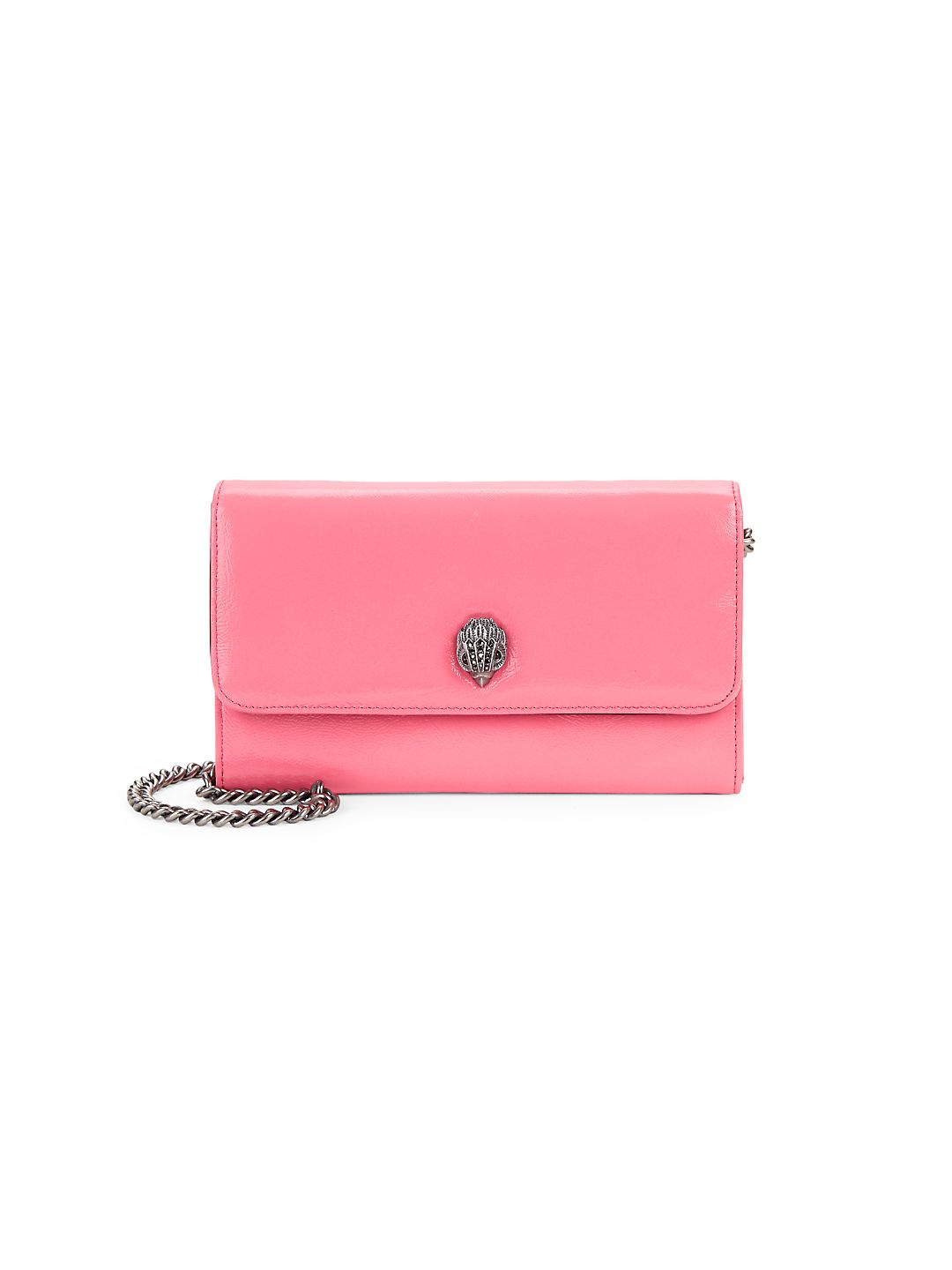 Kensington Leather Crossbody Bag