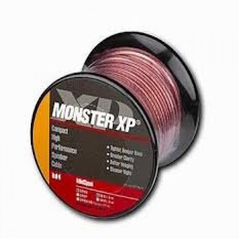Monster Cable 127865 100' Compact Speaker Cable