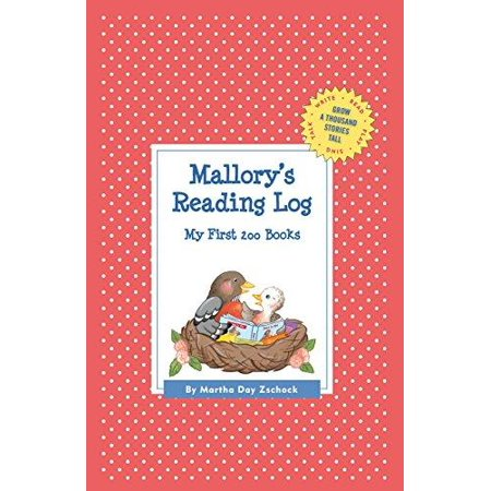 Mallory's Reading Log: My First 200 Books (Gatst) - image 1 de 1