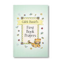 My First Book of Prayers - Personalized Book