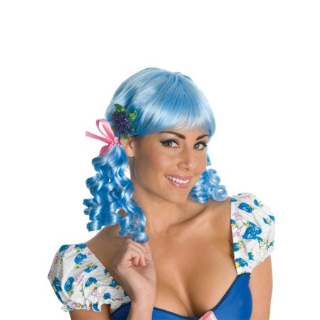 Adult Blueberry Muffin Wig Rubies 52509](Halloween Muffin)