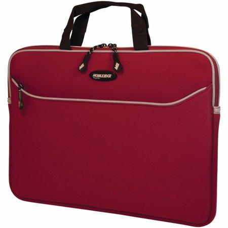Mobile Edge Llc Me Slipsuit - Macbook Pro Sleeve - 13.3in - Red ,neoprene W/ Handles (Red Macbook Pro Sleeve)